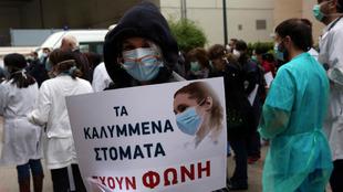 Grecia, un ejemplo de respuesta temprana