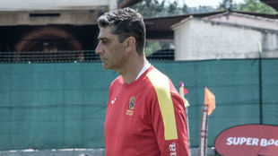 El médico Alberto Gómez.