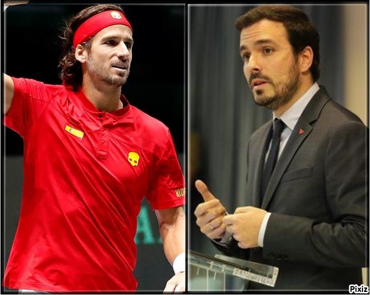 Feliciano Lopez replica a Alberto Garzon por conmemorar la II...