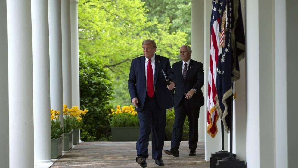 Coronavirus USA: Donald Trump apostó por la hidroxicloroquina.