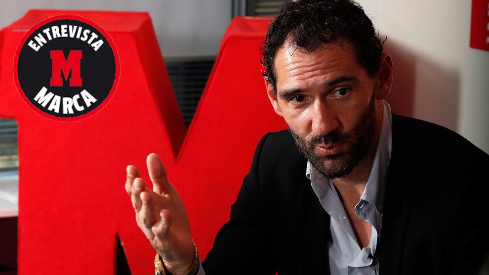 Jorge Garbajosa, presidente de la Federación Española de Baloncesto
