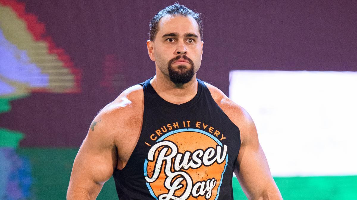 Rusev, despedido por la WWE por la crisis del coronavirus