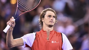 Alexander Zverev intentará sumar otro titulo del Mutua Madrid Open,...