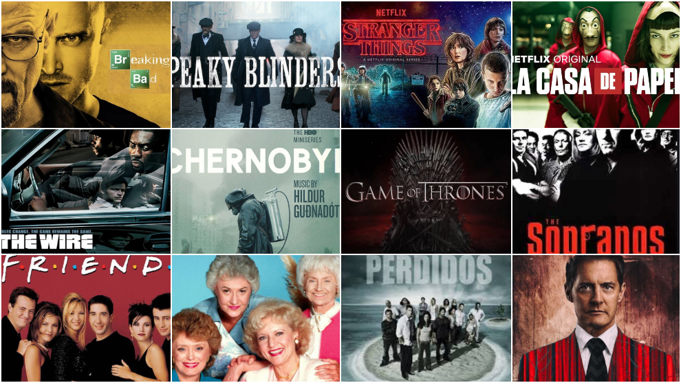 Las Mejores Series De La Historia Para Ver En Netflix Hbo Movistar Amazon Prime Video Y Filmin Marca Com