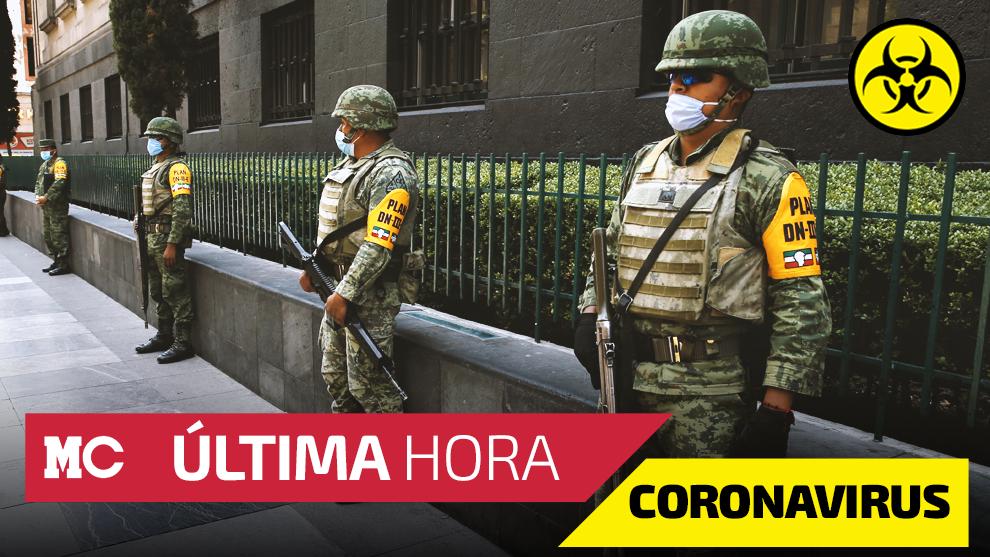 Toda la información del coronavirus en México.
