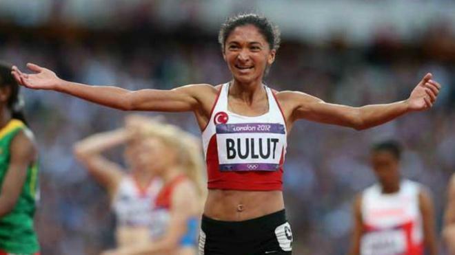 La turca Gamze Bulut, uno de los atletas que se pueden beneficiar del...
