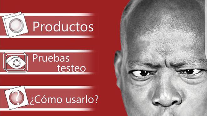 Faustino Asprilla regalará condones con un dron.