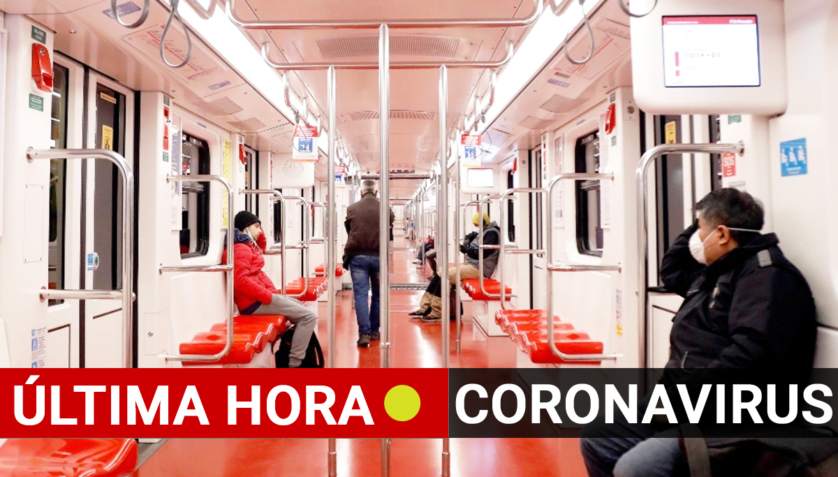 Coronavirus, última hora en España: Noticias, datos, casos y muertos...