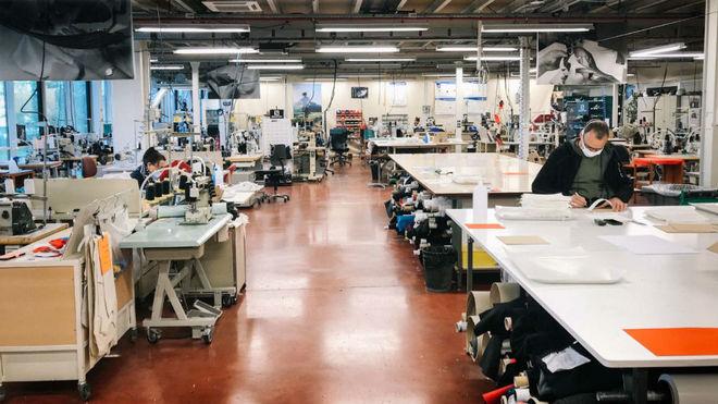 El Annecy Design Center de Salomon.