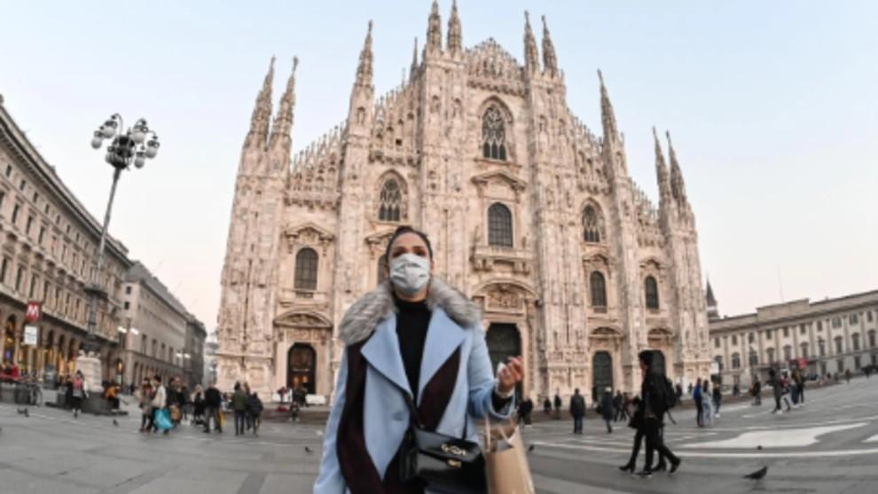 Italia registra el menor número de contagios diarios desde que...