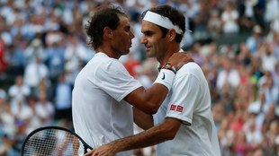 Rafa Nadal y Roger Federer se 'reencuentran' en este...