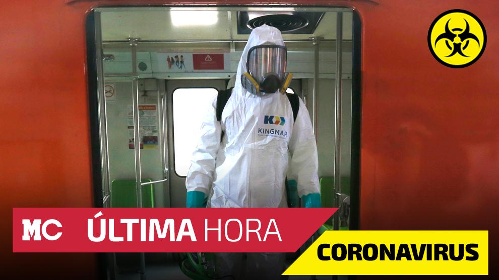 Casos confirmados y muertes por Covid-19 en México este 28 de...