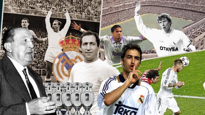 Real Madrid La Historia Del Real Madrid En 10 Momentos Marca Com