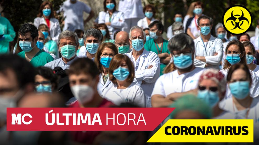 Coronavirus México 30 de agosto.