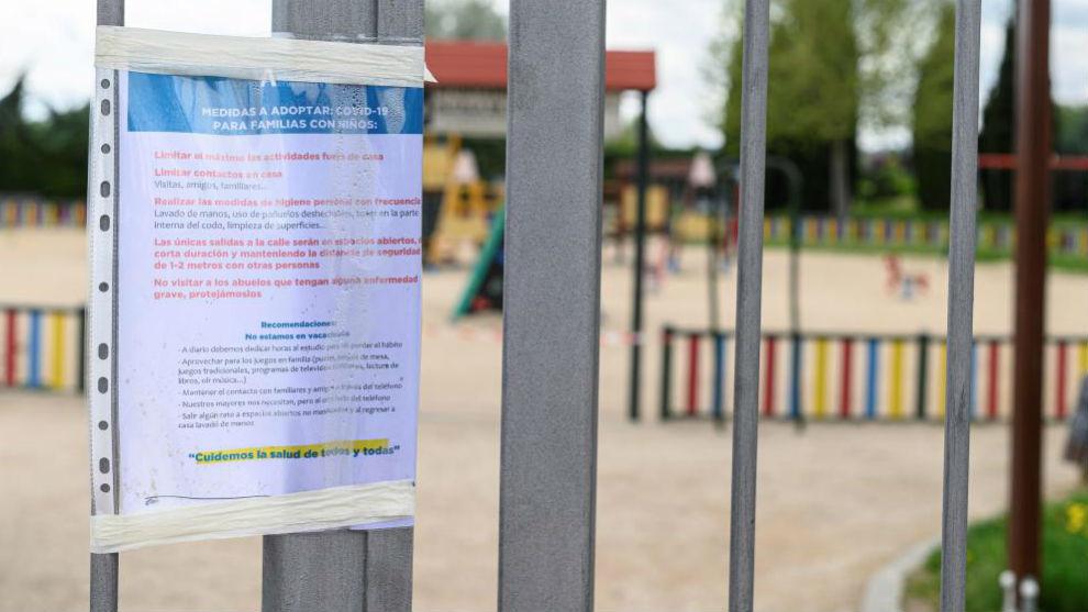 Medidas de salida para niños: actividades permitidas, pero sin...