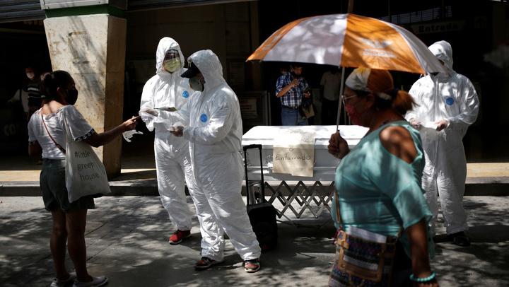 Este 21 de abril se decretó en México la Fase 3 del coronavirus