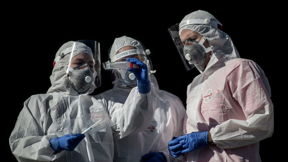 Spain aims to phase out coronavirus lockdown in second half of May