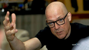 Dave Brailsford, director del Team Ineos.