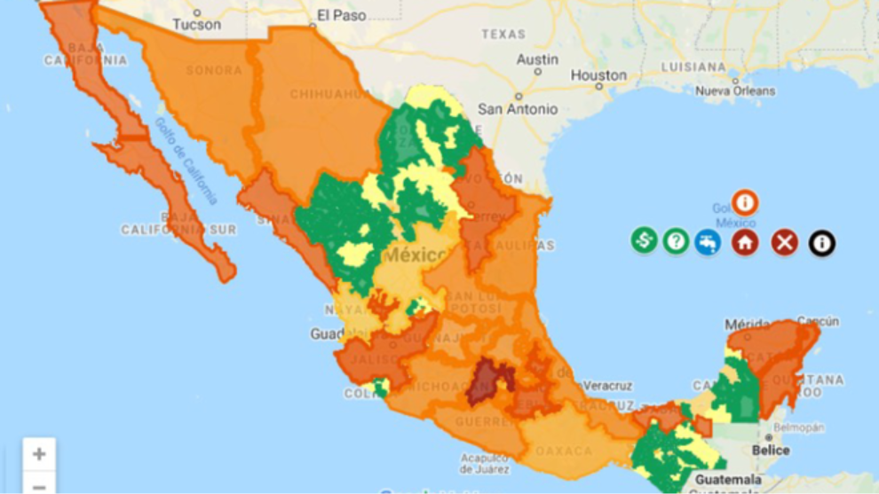 Toda la actualidad del coronavirus en México