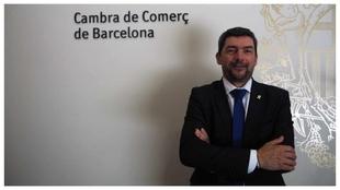 Joan Canadell, presidente de la Cámara de Comercio de Barcelona.