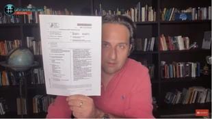 Iker Jiménez muestra datos sobre el posible origen del coronavirus.