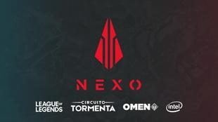 El logo de la Liga Nexo