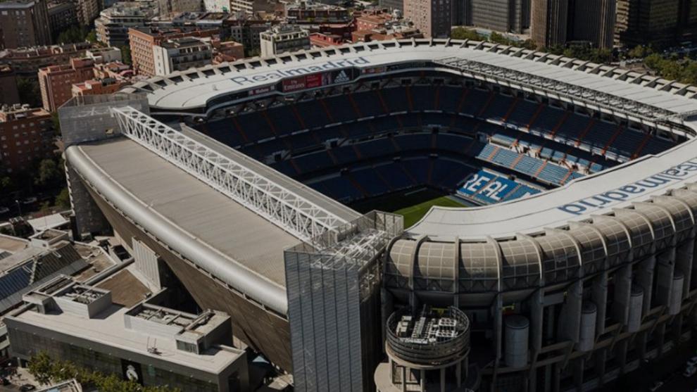 La ausencia de público ha acelerado la remodelación del Santiago...
