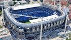 Imagen del estado actual de las obras del nuevo Bernabéu