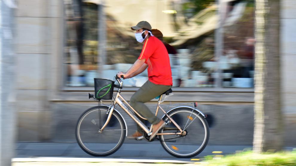 La bici también ayuda a la activación física | Reuters