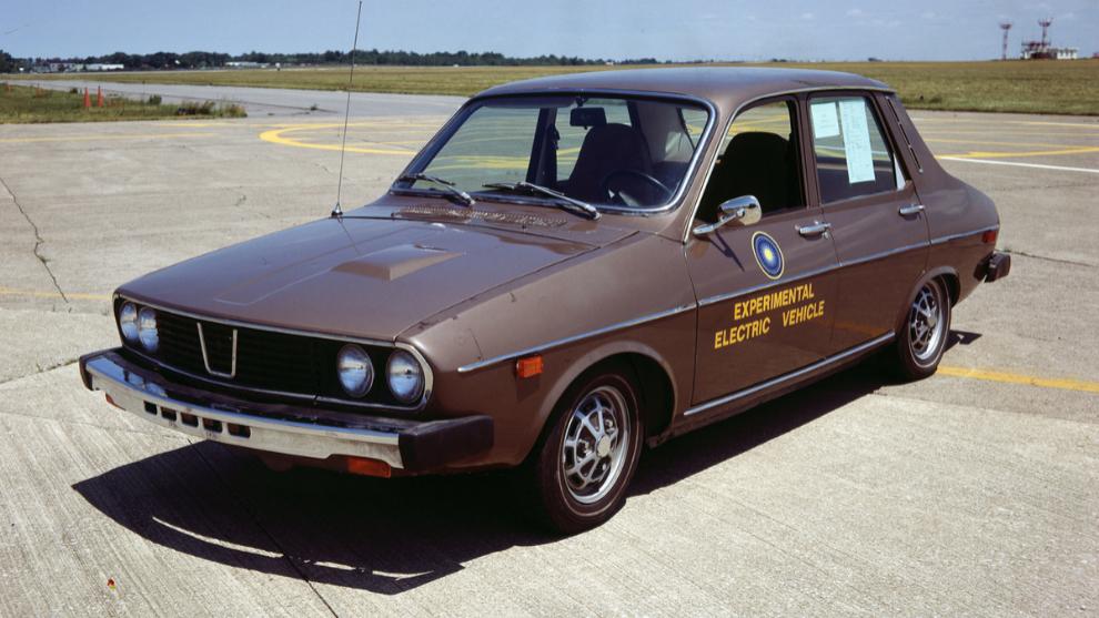 El Renault 12 fue testado por la NASA para ver su viabilidad comercial