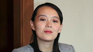 Kim Jong-Un: si muere, su hermana Kim Yo-Jong es su probable sucesora