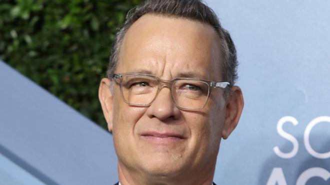 Tom Hanks y su esposa donarán sangre para el desarrollo de la vacuna...