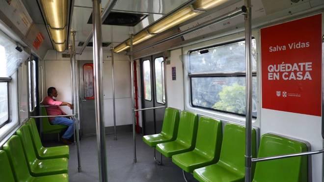 38 estaciones del metro estarán cerradas hasta nuevo aviso