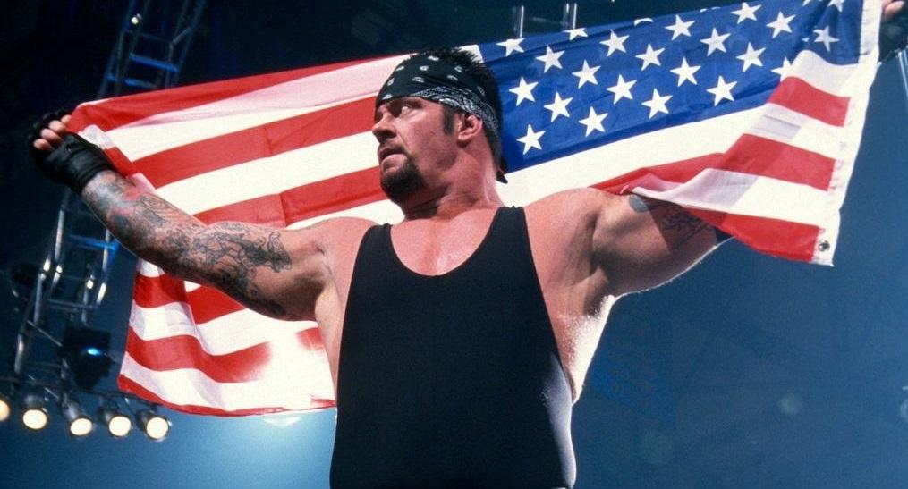 Undertaker se colocó la nariz rota durante un combate | Marca.com