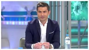 Alfionso Merlos, en el programa de Ana Rosa.