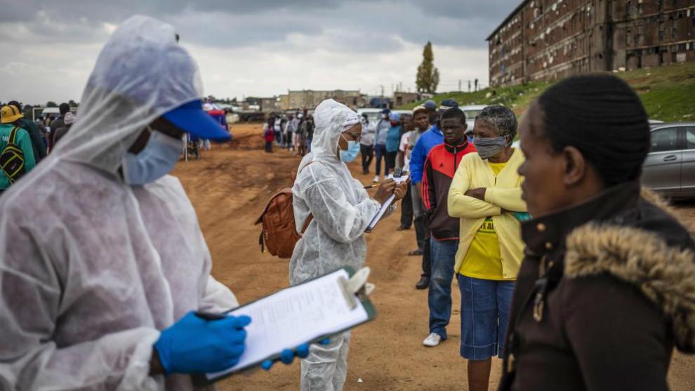 Coronavirus África: La OMS avisa de que Africa puede llegar a los 10  millones de casos de coronavirus | Marca.com