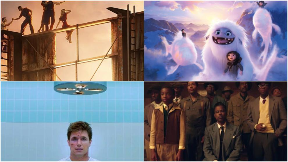 Estrenos de la semana en Netflix, HBO, Amazon Prime, Movistar, Disney+...
