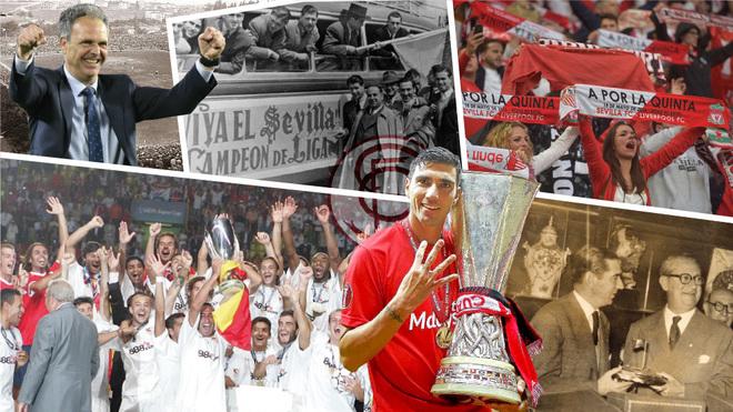 Sevilla Fc The History Of Sevilla In 10 Moments Spain S News