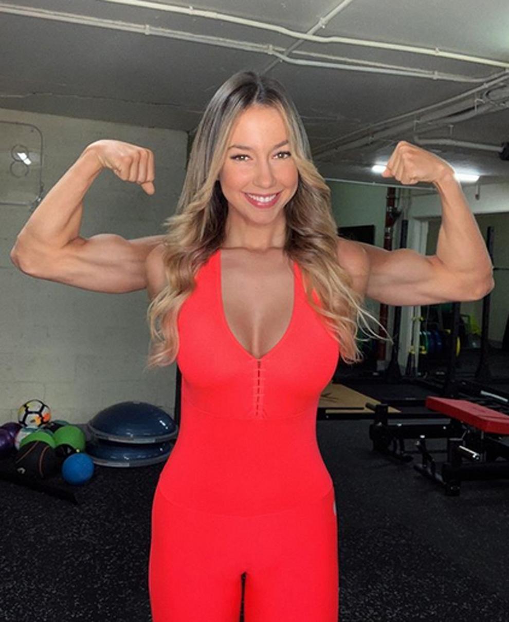 Patricia Noarbe (Paddy), novia de Marcos Llorente (Atlético de...