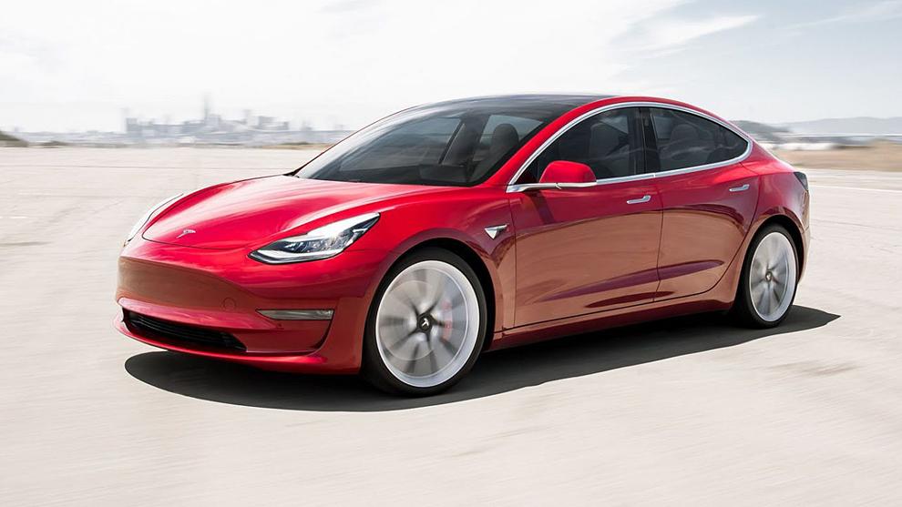 El Tesla Model 3 fue el eléctrico más vendido en Europa en 2019