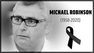 Michael Robinson ha fallecido hoy a los 61 años de edad