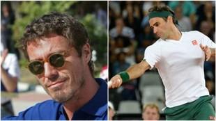 Safin y Federer