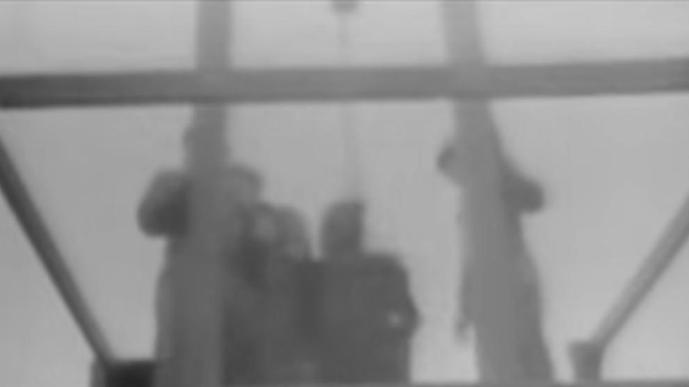Así murieron en la horca los colaboradores de Hitler condenados en Nuremberg