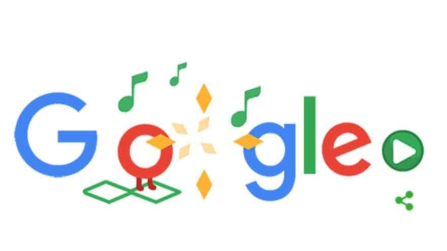 Google Dedica Su Doodle A Un Juego En Honor A Oskar Fischinger Marca Claro México