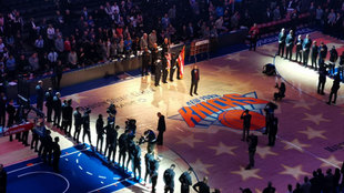 Panorámica del Madison Square Garden