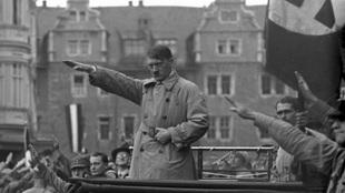 Hitler, de camino al poder. 1930. Así fue su suicidio 15 años...