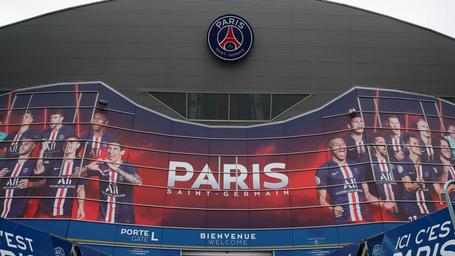 El PSG sería declarado campeón en el fin de la temporada de la Ligue...