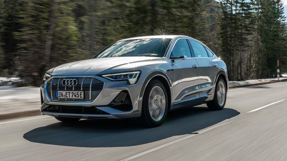 Prueba del Audi e-tron Sportback 55 quattro: el hábito hace al monje