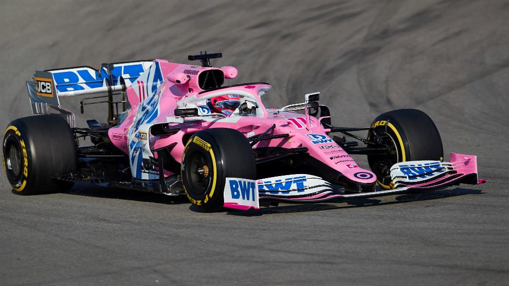 F1 2020: La FIA inspeccionó el 'Mercedes rosa' | Marca.com