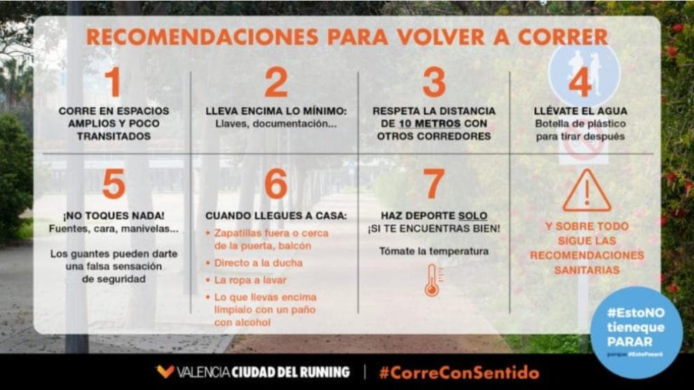 Guía de recomendaciones en Ciudad del Running.